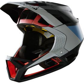 Fox Proframe Drafter Bike Helmet Men black/colourful